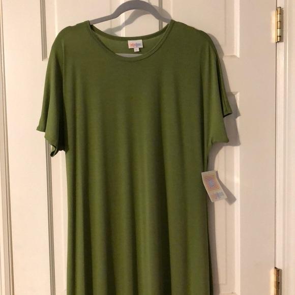 LuLaRoe Dresses & Skirts - Large LulaRoe Maria NWT